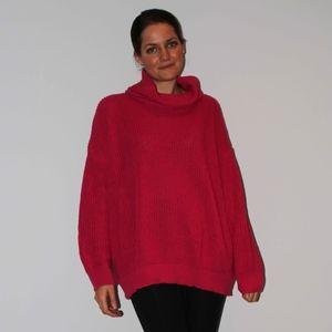 NEW Bright Pink Knit Jumper